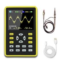 5012H 2,4 «ЖК-экран портативный цифровой мини-осциллограф с полосой пропускания 100 МГц и частотой дискретизации 500 мс/с
