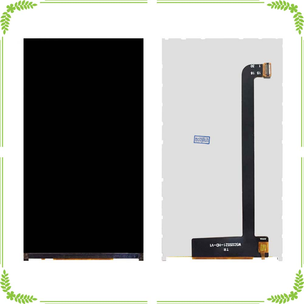 For DEXP ES255 LCD Only 1280*720 5.5 inch Display For DEXP Ixion ES255 Fire LCD Screen Without Touch Digitizer Glass|Mobile Phone Touch Panel| |  - title=