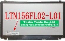LTN156FL02-L01 Matrix LCD Screen LED Display Slim 4K UHD 3840X2160 eDP 40PIN New Original