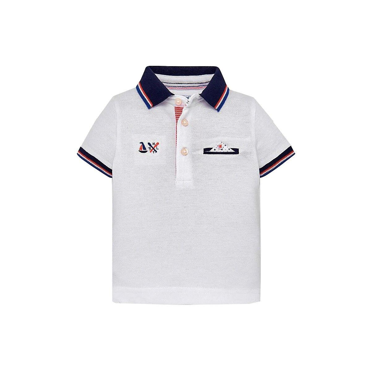 MAYORAL Polo Shirts 10687164 children clothing t-shirt shirt the print for boys