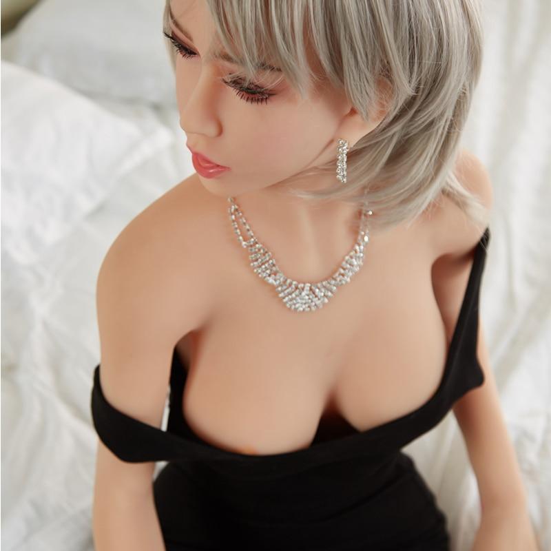 Silicone font b Sex b font font b Doll b font New 158 CM Japanese Real