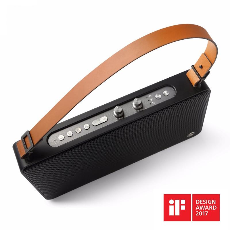 GGMM E5 Bluetooth Haut-Parleur WiFi Sans Fil Haut-Parleur 20 w Portable avec Basse pour iPhone Android Ordinateur Soutien AirPlay DLNA Spotify