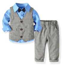 Kids Boy Formal Suits Blazers Party Birthday Clothes Set Gen