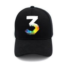 27f6ad1f8bd Chance The Rapper 3 Fashion Men Women Baseball Cap 5 Colors Spring Summer  Autumn Sports Caps Cotton Adjustable Snapback Hats