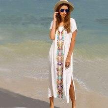 oothandel embroidered tunic dress Gallerij Koop Goedkope