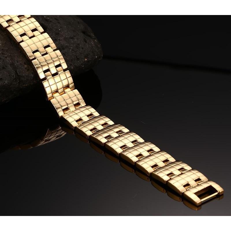 ვინტერლის ოქროს ფერის - მოდის სამკაულები - ფოტო 3