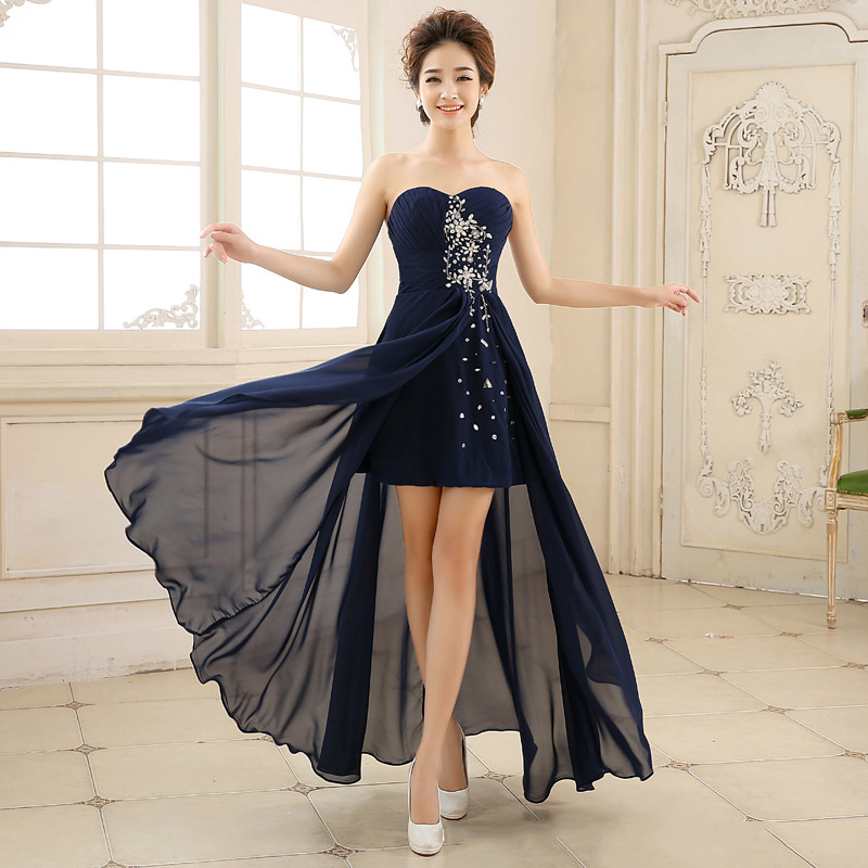 f9b5f639bd Vestidos elegantes de noche cortos 2015 – Vestidos baratos