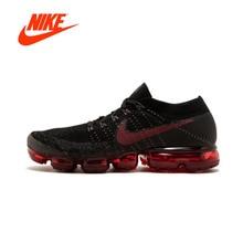 Оригинальный Новое поступление Аутентичные Nike Air VaporMax Be True Flyknit мужские кроссовки спортивные уличные кроссовки 849558-013