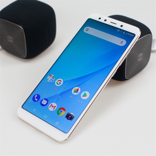 Global Version Xiaomi Mi A2 Snapdragon 660 Octa Core 4GB 64GB 5.99″ 18:9 Full Screen 20MP Front Camera Smartphone Android One