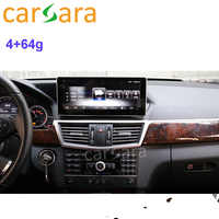 Mercedes Display for Ben z E Class W212 2010 2011 2012 Right hand drive Stereo Available 4G RAM 64G ROM