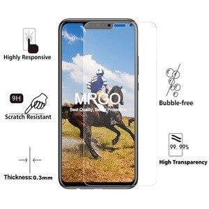 Image 2 - 2 pièces verre pour Huawei Mate 20 Lite verre protecteur décran sur téléphone protection sécurité verre trempé pour Huawei Mate 10 20 Lite
