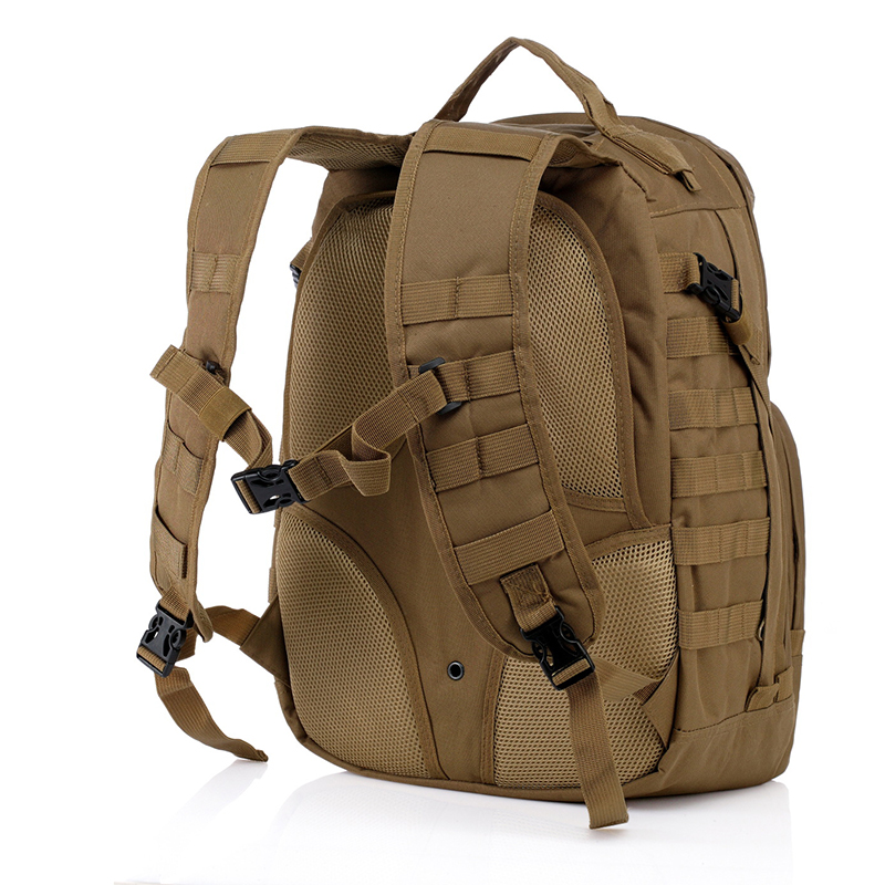Hot Sale Men Outdoor Style Miliatry Camo Camping Bag Patrol 3 Day Tactical  Molle Camel Pack Assault Camoflaage Backpack-in Climbing Bags from Sports  ... 0d90ccaef5