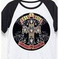 Guns N Roses Appetite for destruction Aerosmith dream on rocha moda vintage camiseta
