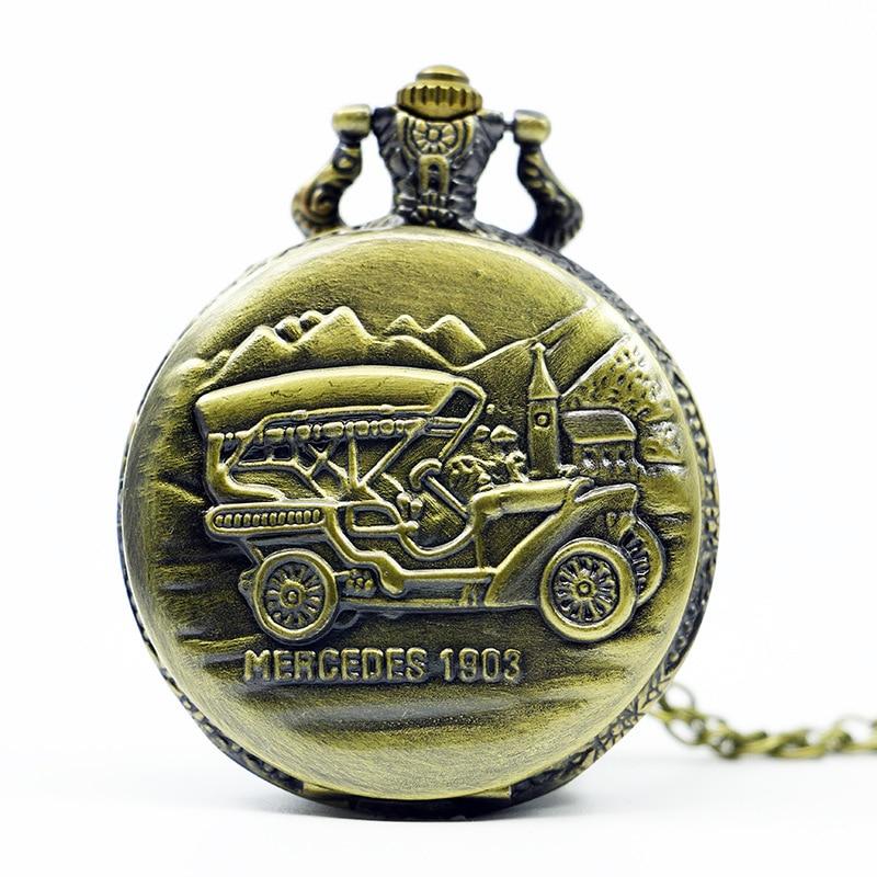 Νέα Άφιξη MERCEDES Coupe Σχεδιασμός - Ρολόι τσέπης - Φωτογραφία 1