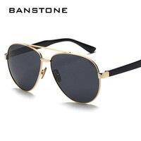 2017 New Men Women Oversized Pilot Polarized Sunglasses Vintage Decorative Pattern Classic Sunglasses