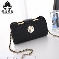2018 New Women S Shoulder Bag Ladies Fashion Pu Leather Envelopes Crossbody Bags Mini Lady Mobile
