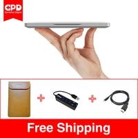 New Original GPD Pocket 7 Inch Aluminum Shell Windows 10 System Mini Laptop UMPC CPU X7