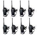 8pcs Walkie Talkie Radio Retevis H777 16CH UHF 400-470MHz Hf Transceiver Ham 2 Way Radio Communicator A9105A