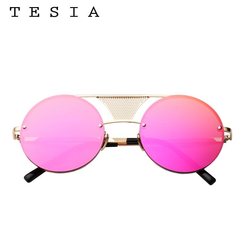 TESIA alternativne modne sunčane naočale za žene dizajnerske marke - Pribor za odjeću - Foto 4