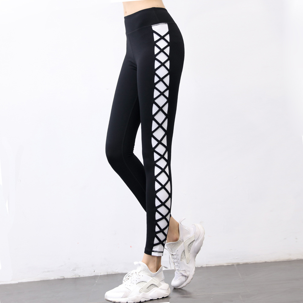 High Waist Yoga Pants Fitness Legging New Fshion Trend