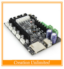 3D printer control board MKS BASE2 V1.2 motherboard integrated board with SD card for metal case