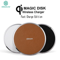 Nillkin Magic Disk Fast Device Qi Wireless Charger For IPhone 7 6 6S Plus Samsung S7