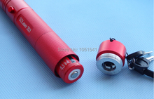 Red shell green laser pointers 80000mw 80w 532nm high power lazer burning SD Laser 303 presenter