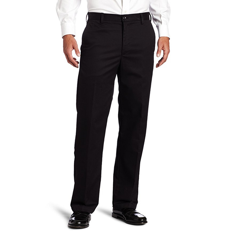 Custom Made New Formal Wedding Suit Pants Mens American Chino Flat Front Straight-Fit Pant Trousers Male Suit Pants G677