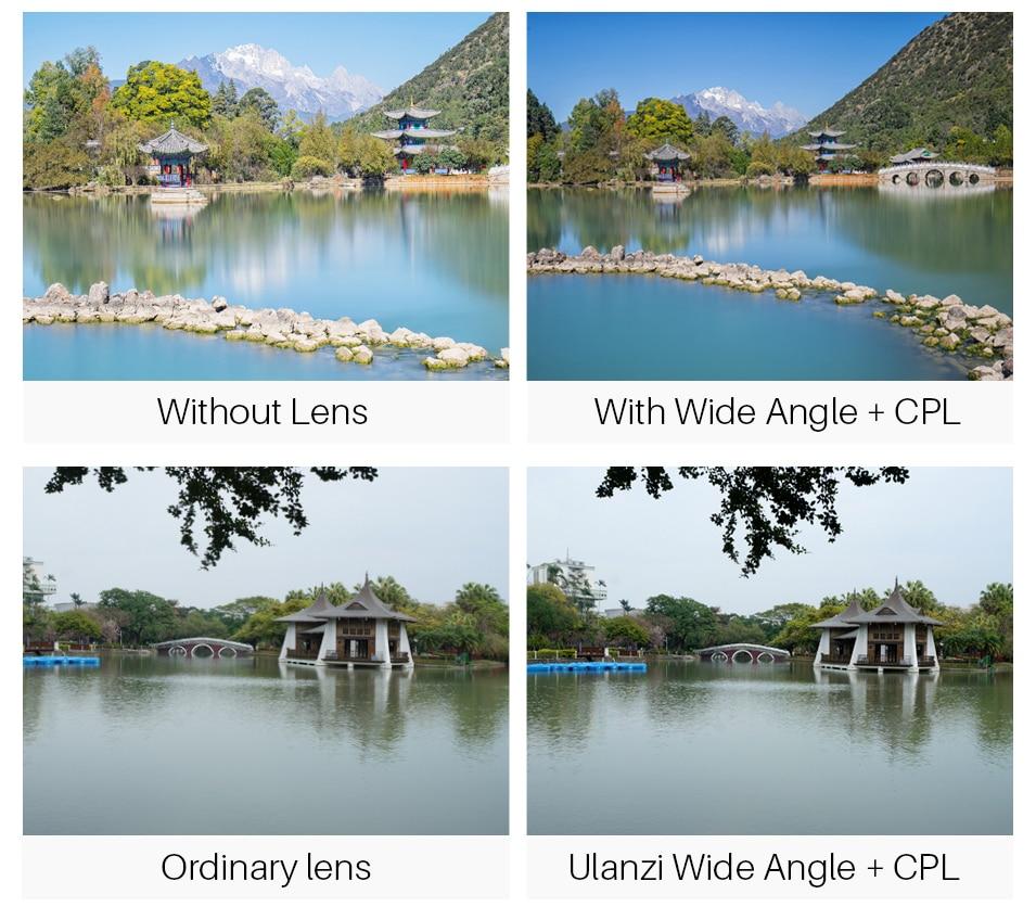 Anamorphic Mobile Lens 75mm 6