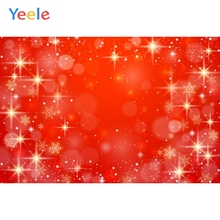 Yeele Wallpaper Photocall Chinese Red Glitter festive Photography Backdrop Personalized Photographic Background For Photo Studio