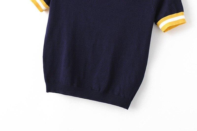 HTB1RDVwLXXXXXXyXFXXq6xXFXXXy - Women Knitted Crop Tops O-neck Short Sleeve Sweaters Sexy Streetwear PTC 245