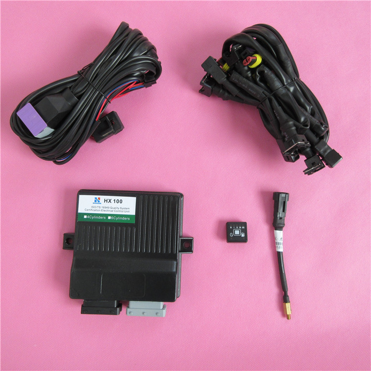 ECU kits for Vehicle gas CNG LPG electronic control system 150 EXON-GAS 1.0 computer vehicle