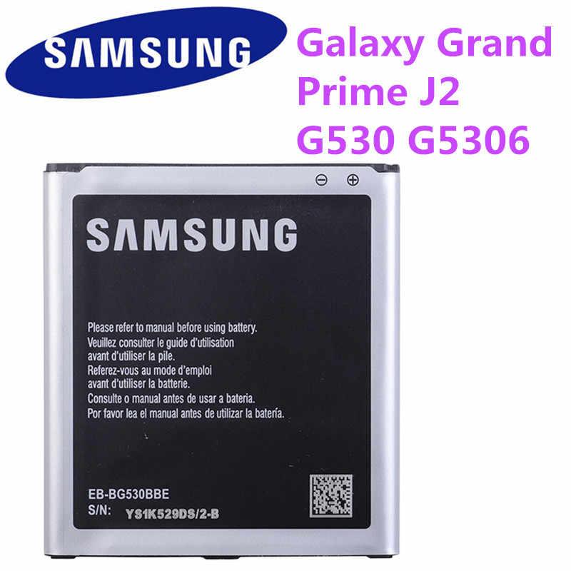 Pour Samsung Galaxy Grand Prime J3 2016 J320F j2 premier G5308W G530 G530H G531F J5 2015 SAMSUNG Batterie EB-BG530CBE EB-BG531BBE