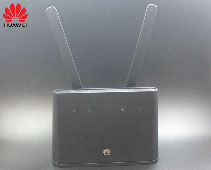 Débloqué Huawei B310 B310S-22 3g 4g Routeur Rj45 Rj11 3g 4g Sans Fil LTE Wi-fi Hotspot 4g Mifi lte Routeur Rj45 pk B315 B593 E5186