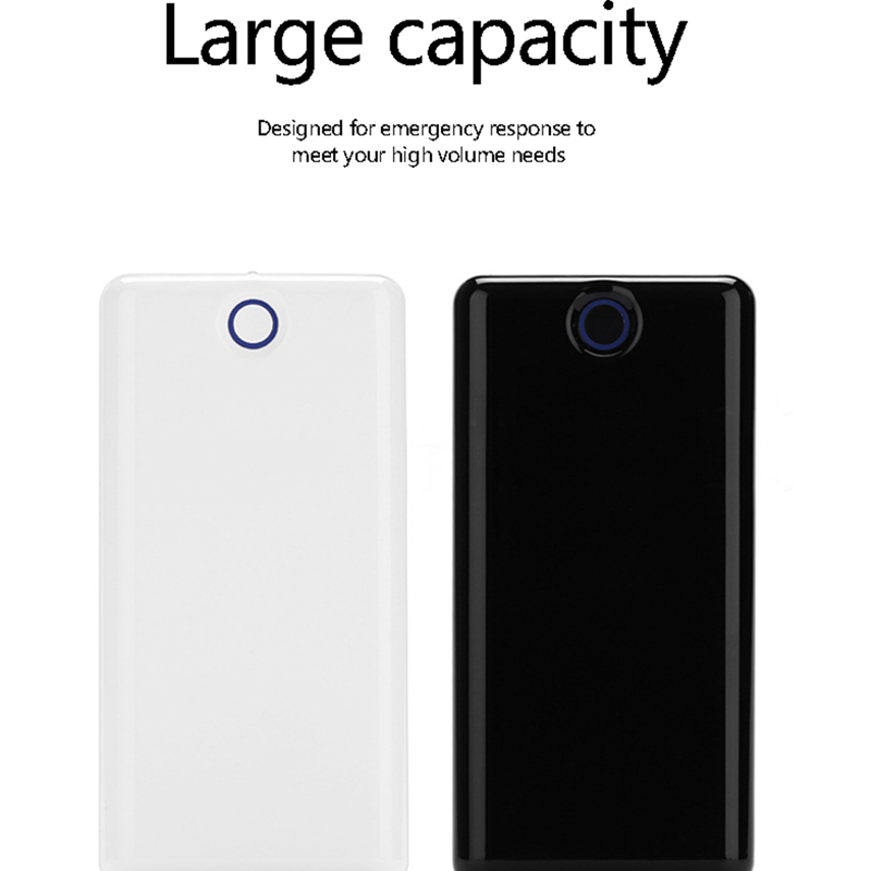 20000 mAh batterie externe pour IPhone Samsung Huawei Type C PD Charge rapide + Charge rapide 3.0 USB Powerbank batterie externe
