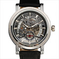 WINNER Watches Men Luxury Brand Automatic Watch Men Layer Auto Date Circle Dial Leather Strap Military Mechanical Skeleton Watch