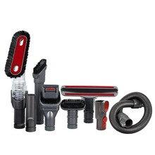 Piezas de Repuesto accesorios herramientas Kit adecuado para Dyson V6 V7 V8 V10 DC24 DC33 DC35 DC39 DC44 DC58 DC59 DC62 DC74, reemplazar 8pc