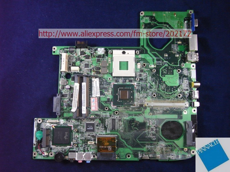 MBAKV06001 Motherboard For Acer Aspire 5920 MB.AKV06.001 (MBAKV06001)  ZD1 DA0ZD1MB6F0 31ZD1MB0080 965GM  Tested Good for acer aspire v3 772g notebook pc heatsink fan fit for gtx850 and gtx760m gpu 100% tested