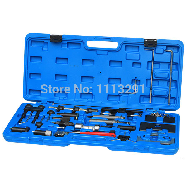 Engine timing tool - VW&AUDI&SKODA 6pcs set vag timing toolkit for vw audi skoda 1 0 1 2 1 4 tsi tgi automotive engine timing camshaft car repair tool kit