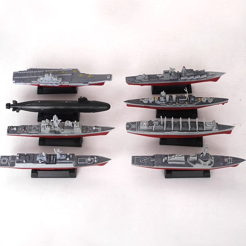 4d Assembled Ship Model Liaoning Battleship Modern Class Battleship Aircraft Carrier Model Military Warship Model Toy To Win A High Admiration And Is Widely Trusted At Home And Abroad.