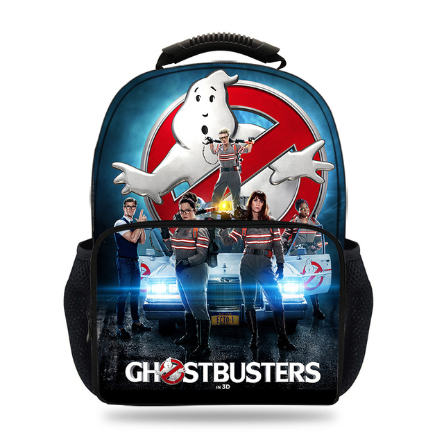 b5bd94a595ae Newest Ghostbusters Backpack For Teenage Children School Bags Women Men  Ghostbusters Travel Bags Boy Girl School felt Backpack