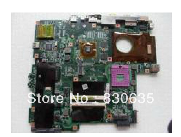 M51VR motherboard tested by system LAPTOP CASE