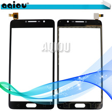 Touch Screen for Alcatel PoP 4S OT 5095 5095B 5095I 5095K 5095Y OT5095 Touch Digitizer Panel Front Glass Lens Sensor Black