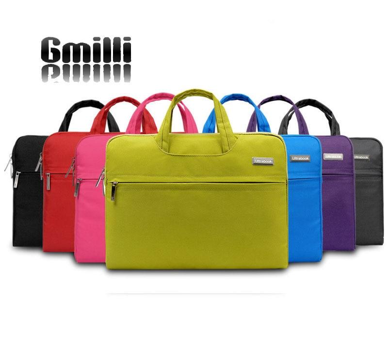 Gmilli Ultrabook noteszgép laptop cipzáras táska 11 13 14 15 '' & - Laptop kiegészítők