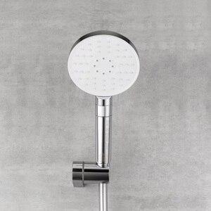 Image 3 - Youpin Dabai Diiib 3 Modalità Doccia Palmare Testa Set 360 Gradi 120 millimetri 53 Foro di Acqua Potente Doccia con Supporto