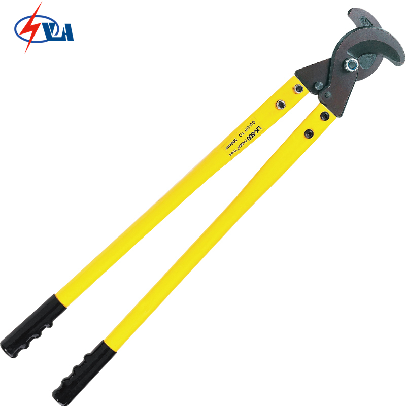 ФОТО LK-500 CU-UP TO 500mm2 Cable Cutter Cutting