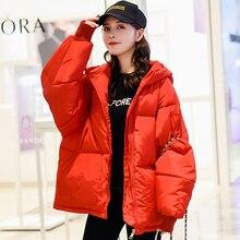 femme coréen Oversize manteau