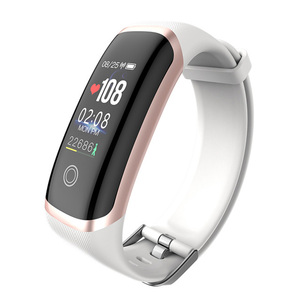 Image 2 - TLXSA Women Smart Band Fitness Tracker Blood Pressure Heart Rate Monitor Smart Wristband IP67 Waterproof For iOS Android Phone