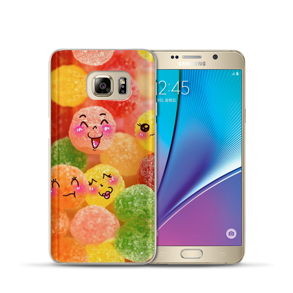 VIYISI For Samsung Galaxy S8 Phone Case J3 J5 J7 A5 A3 2017 2016 2015 S6 S7 Edge S9Plus Candy Coque Carcasas Silicona Casos Para in Fitted Cases from Cellphones Telecommunications