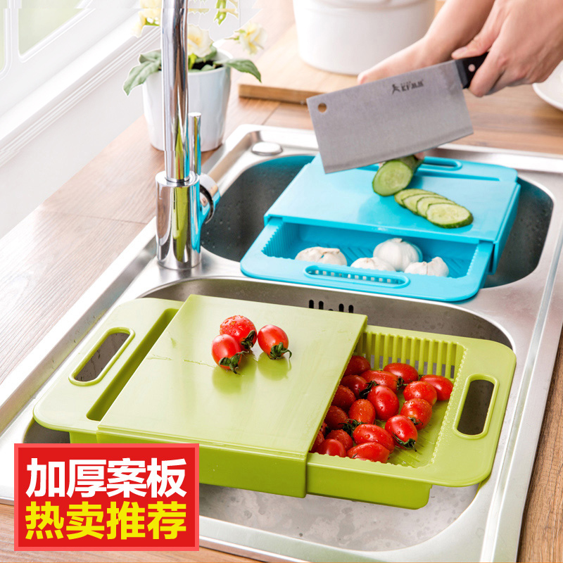 Kitchen Sink Chopping Board